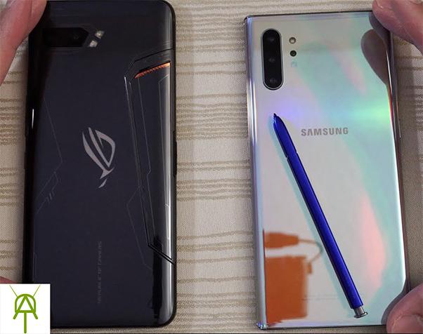 Samsung S10 vs Asus ROG Phone 2 | A brief comparison