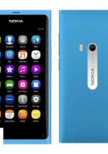 Nokia N9: Technical Specifications in Preview in 16 GB
