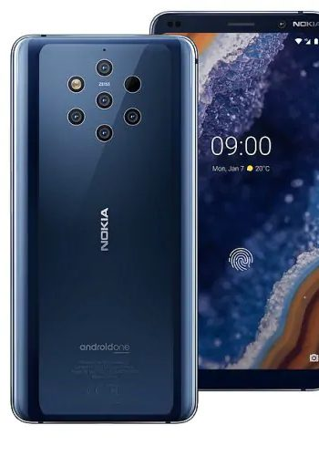 Nokia 9 PureView | Five Cameras in One Smartphone